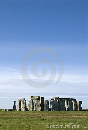 Free Stonehenge In Wiltshire County - England Royalty Free Stock Photos - 4023168