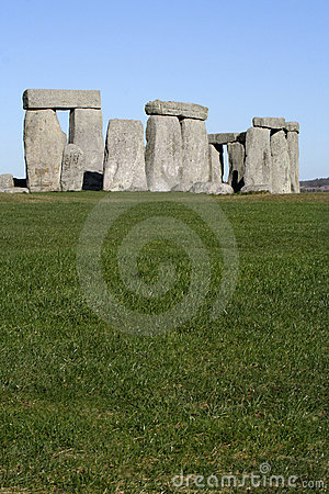 Stonehenge (with room for text)