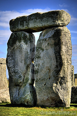 Free Stonehenge Standing Stones Royalty Free Stock Images - 11486089