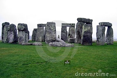Stonehenge, World mystery