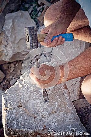 Free Stonemason Stock Images - 15419694