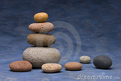 Stones Rock Stack Background