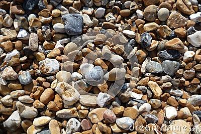Stones On Brighton Beach