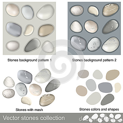 Stones collection