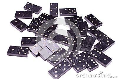 Stones of domino