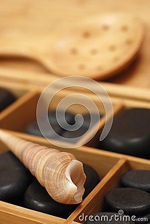 Stones for massage