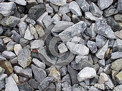 Stones. Texture.