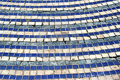 Stones and tiles