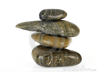 Stones Tower Stock Image - Image: 15631261