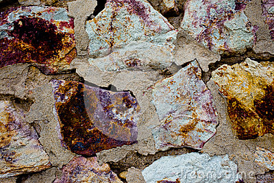 Stonework, texture