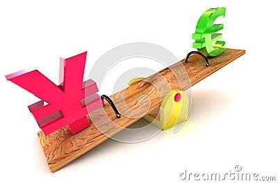 Stong Yen / Euro