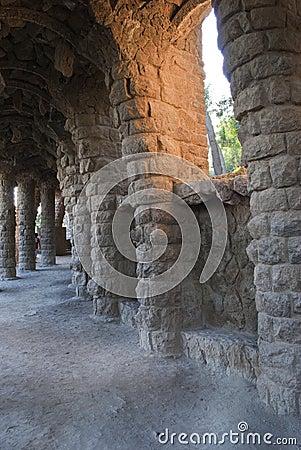 Stony arches