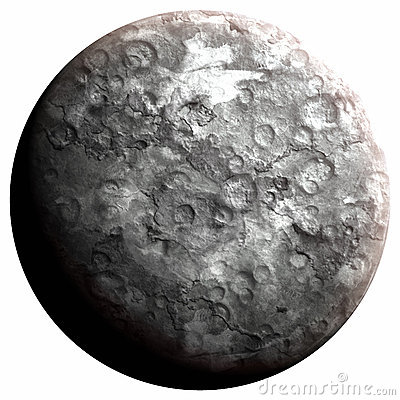 Stony planet