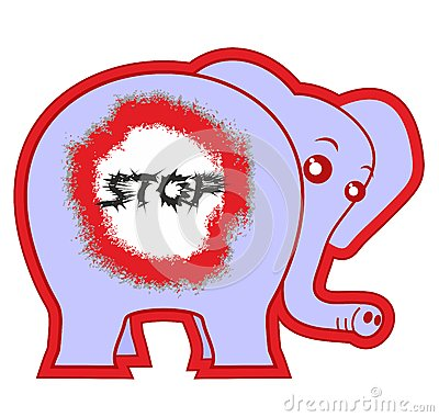 Stop animal
