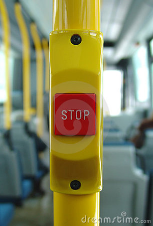 Free Stop Button Royalty Free Stock Photos - 645848