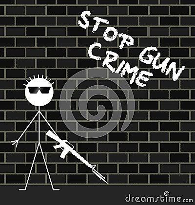 Stop gun crime