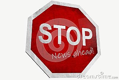 Stop news ahead
