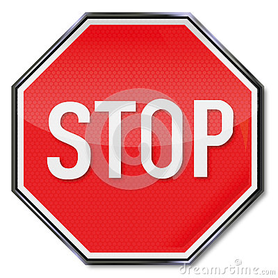 Free Stop Sign Stock Photos - 49335063