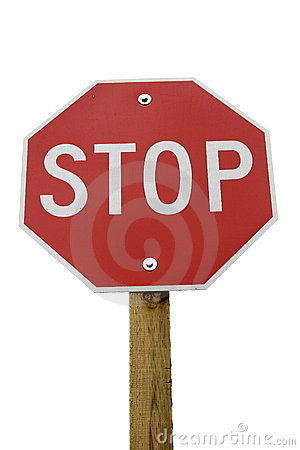 Free Stop Sign Stock Image - 5246311