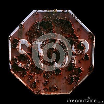 STOP signal