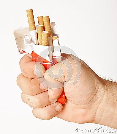 Free Stop Smoking Royalty Free Stock Photography - 15929317