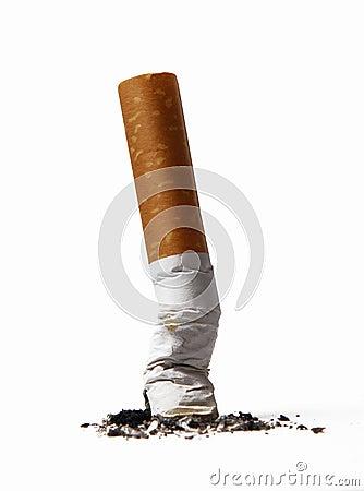 Free Stop Smoking. Royalty Free Stock Image - 9123656