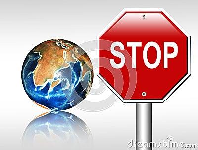 Stop world