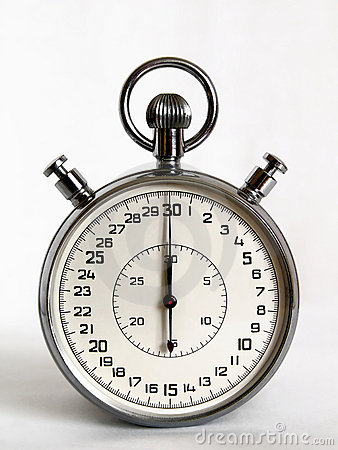 Free Stopwatch. Royalty Free Stock Photography - 1552207