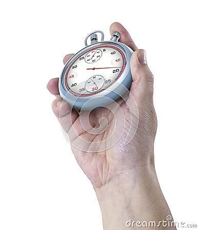 Stopwatch Hand