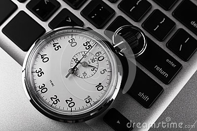 Stopwatch Keyboard