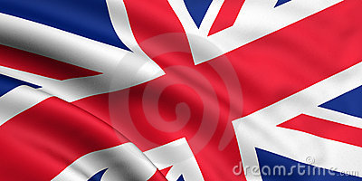 Stor britain flagga