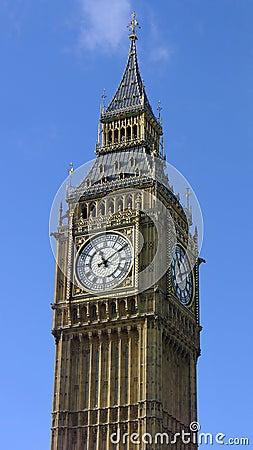 Stora Ben, London