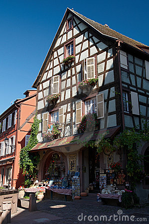 Store, Alsace