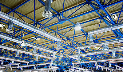 Storehouse ceiling