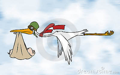 Stork s Special Delivery