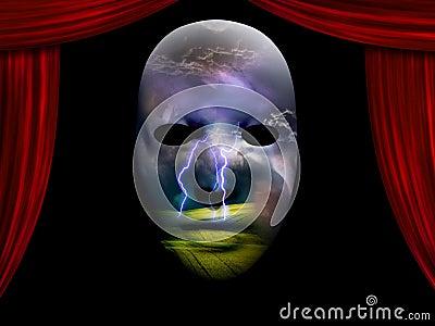 Storm Drama Dream Scene
