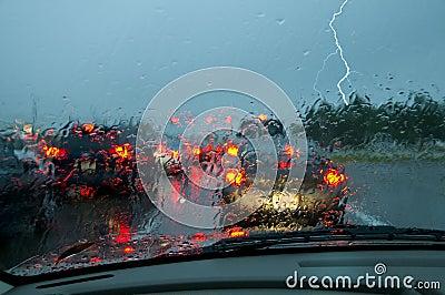 Storm Driving