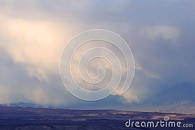 Storm Eastern Sierra