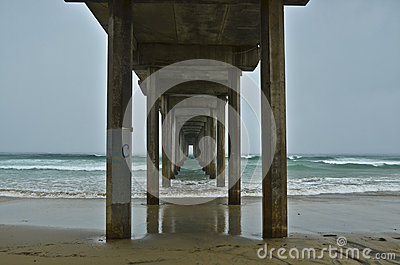 Storm Pier