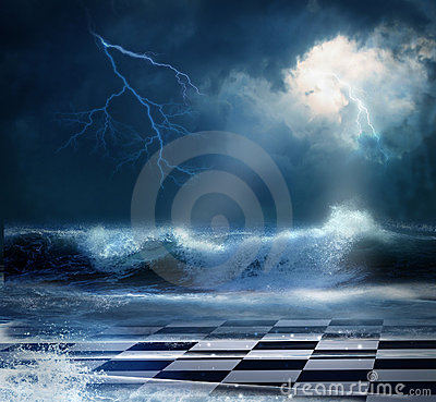 Stormy night