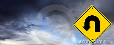 Stormy Weather Ahead - U Turn