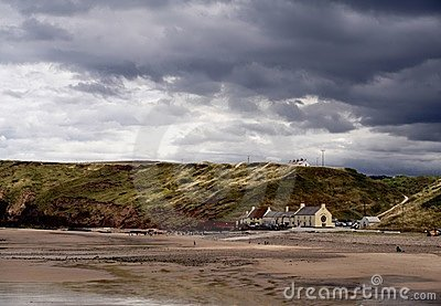 Stormy Weather at Saltburn on Sea
