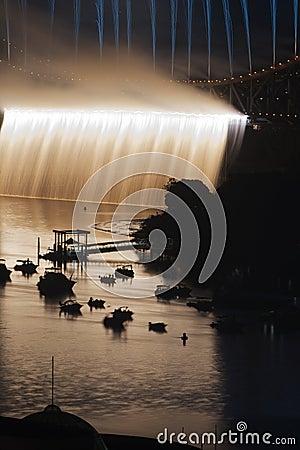 Story Bridge Fireworks, Brisbane