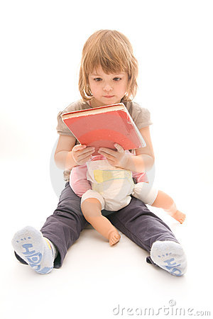 Free Story Time Royalty Free Stock Photos - 3767448