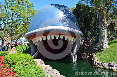 Storybook Land boat ride Editorial Photography