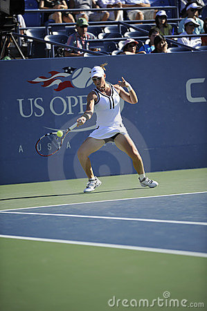 Stosur Samantha at US Open 2010 (21) Editorial Photography