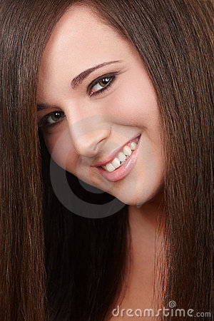 Free Straight Hair Stock Photo - 12649380