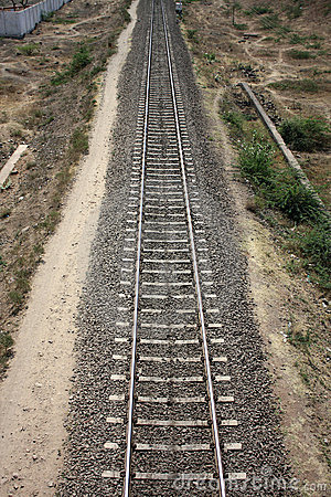 Straight Railway Track