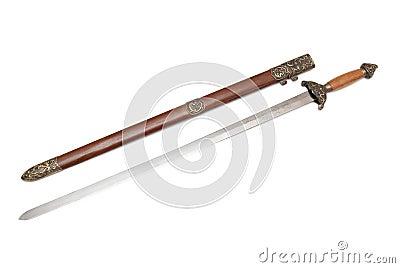 Straight sword Jian