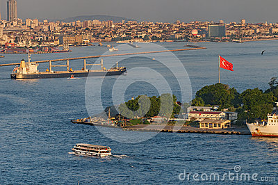 Strait of Bosphorus